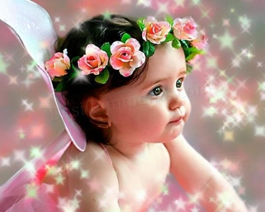50+ Cute Baby Photos