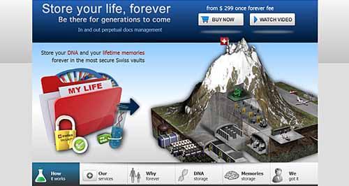 Swiss DNA Bank