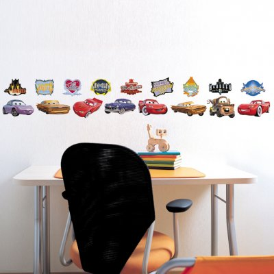 Cars - Wall Sticker