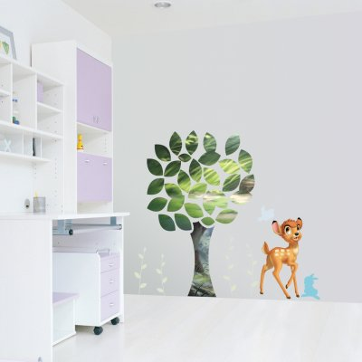 Bambi - Wall Sticker