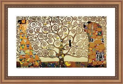 Tree of Life - Gustav Klimt (1862 - 1918)