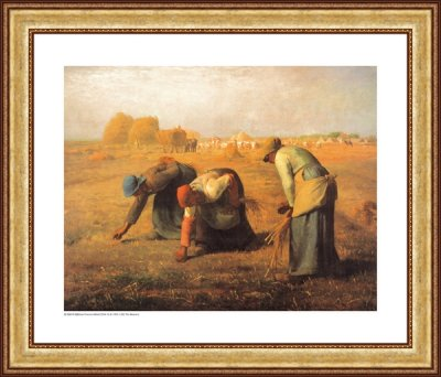 The Gleaners - Jean Francois Millet (1814 - 1875)