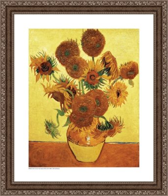 Sunflowers - Vincent Van Gogh (1853 - 1890)