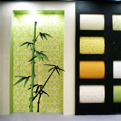 Bamboo Plant - Wall Sticker