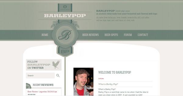 Barlleypop