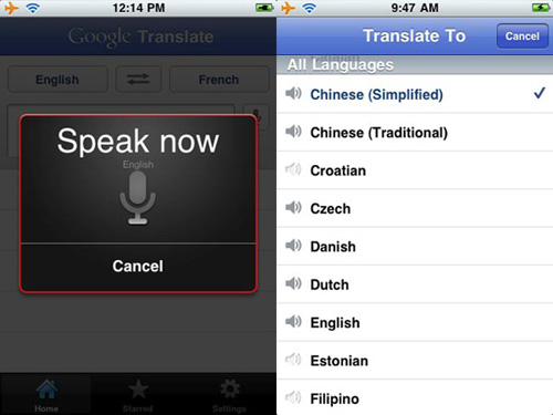 3. Google Translate
