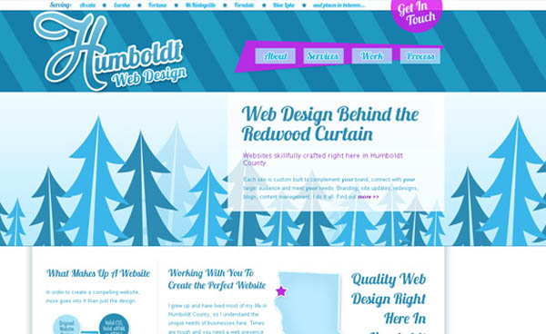 Humboldt Web Design