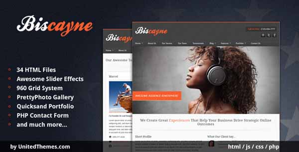 Biscayne - Modern Business HTML Template-5