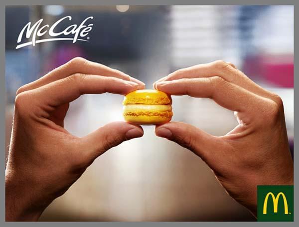Burger – I'm loving it (M)