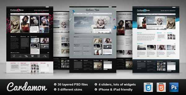 Cardamon - Multipurpose HTML Template-6