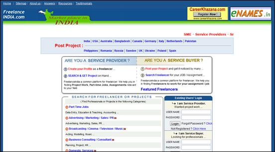 Freelance India