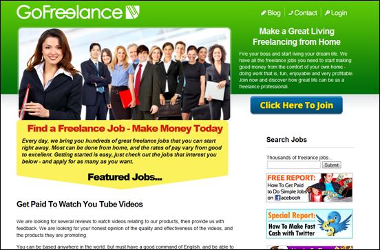 Go Freelance