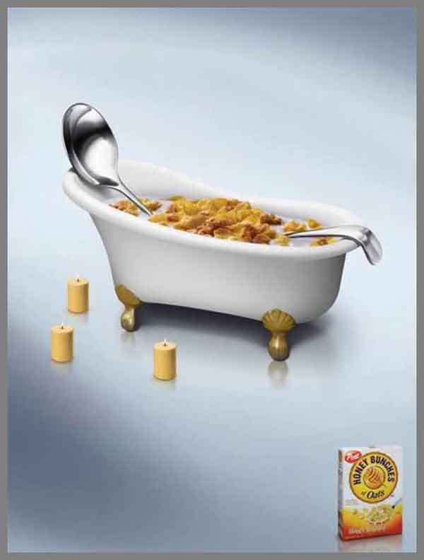 Honey Bunches - Oats