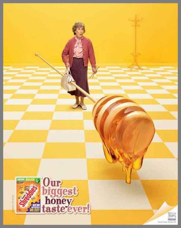 Shreddies - Honey biggest reserves