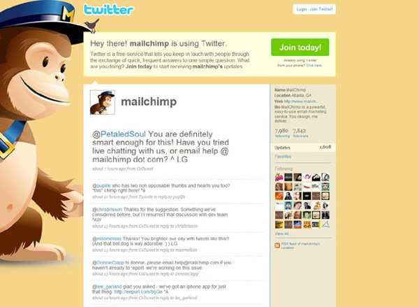 Mail Chimp