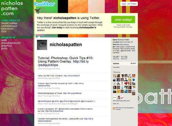 Nicholas Patten