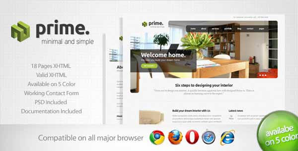 Prime - Simple Business Template 3-2