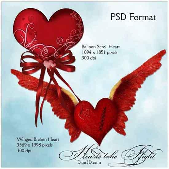 Valentine-PSD-Templates-1