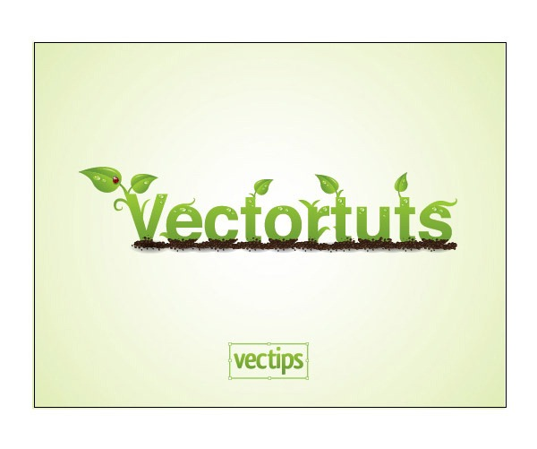 create-an-enviraonment-green-type-text