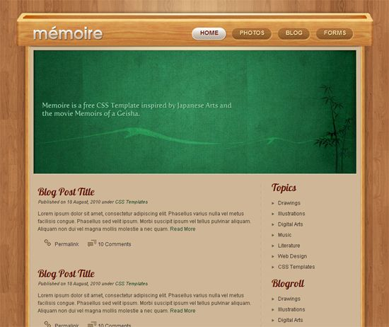 html5template_19
