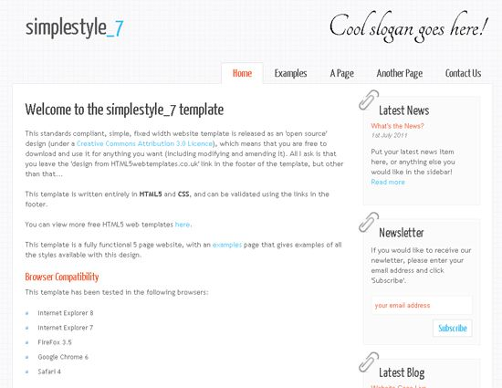 html5template_20