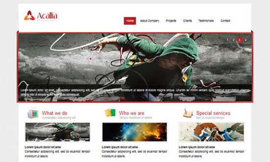 html5template_21