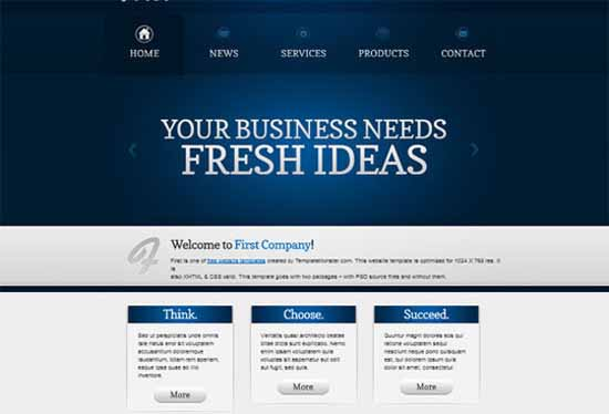 html5template_23