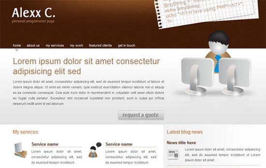 html5template_25
