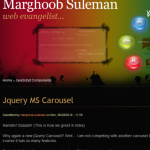 jQuery MS Carousel