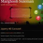 jQuery MS Carousel
