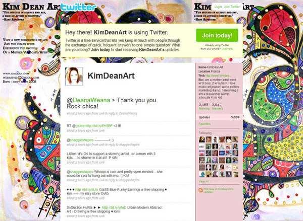 kiam dean art
