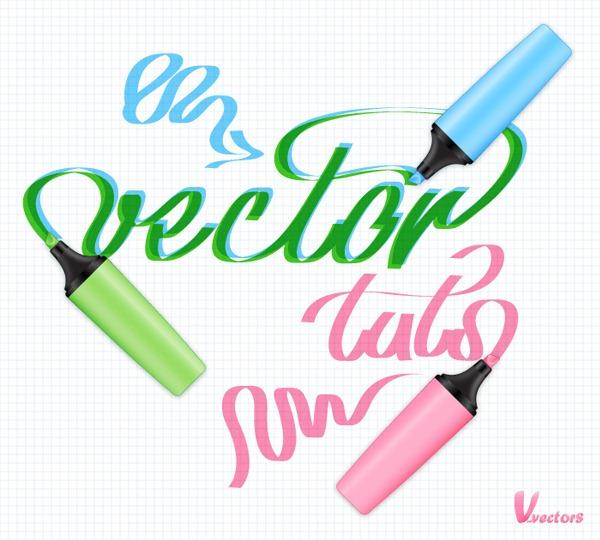 marker-text-Effect