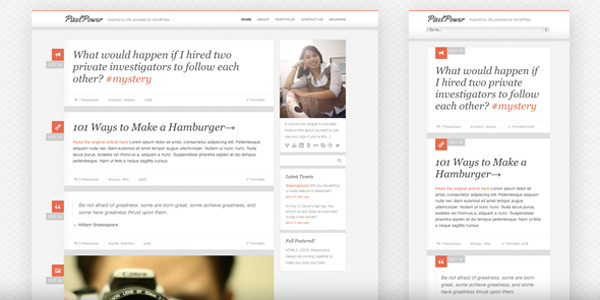 2013 wp themes for blogs responsive