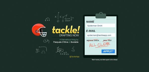 tackle-app