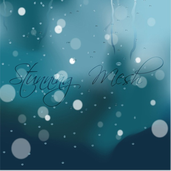 water-drops-text-effect