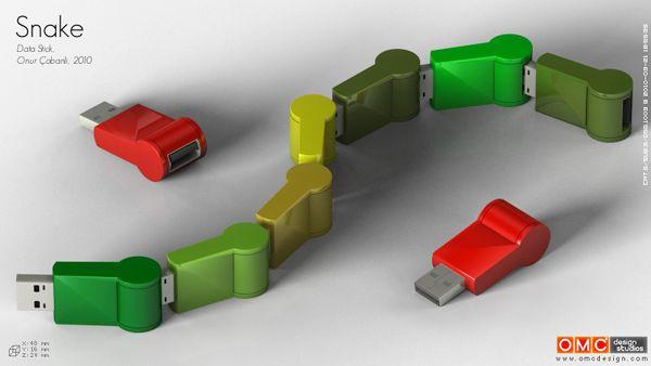 Snake USB