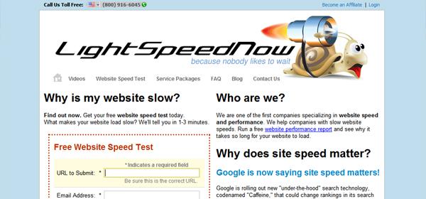 Light Speed Now