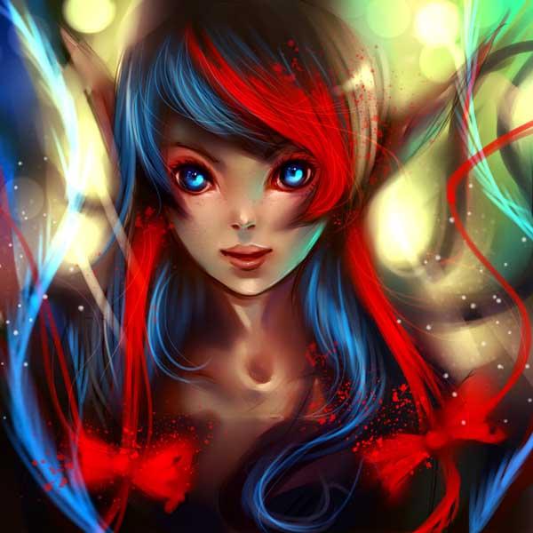 Beauty elf