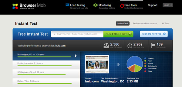 BrowserMob