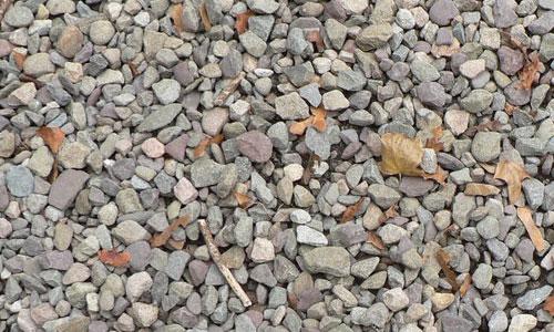 25. Gravel Drive Texture