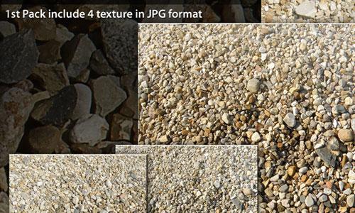 Texture Gravel Pack 01