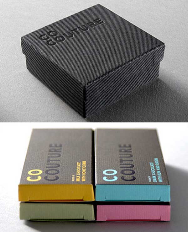 Co Corture Chocolate Packaging