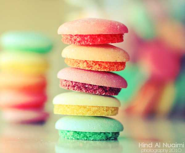 Colorful Biscuit by Light from emirates