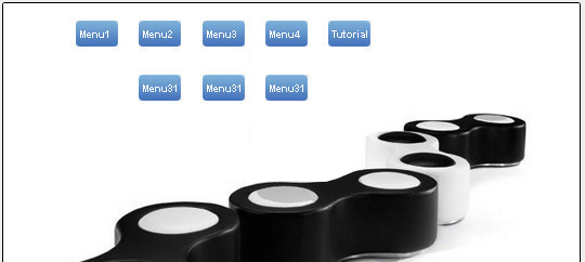 Creating A CSS3 Animated Menu
