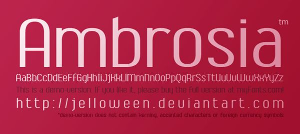 Ambrosia by Jalloweeen