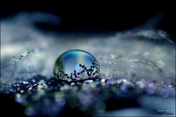 Glitter ball by Joakin Kraemer