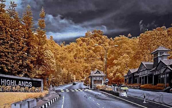 Highlands by Dannie Tj.