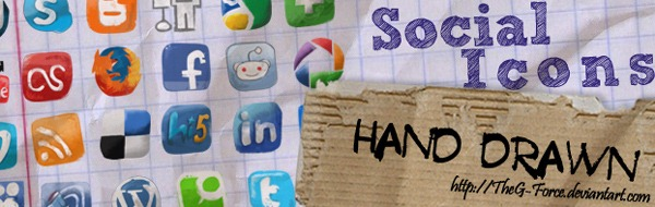 Social_Icons_hand_drawned_by_TheG_Force