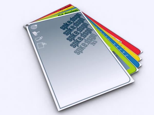 Spoke Design Brochure
