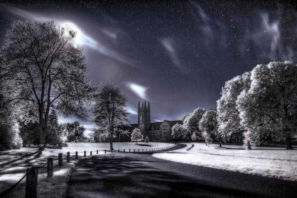 The Winter Solstice at Midnight in a Perfect World by Darth Bayne